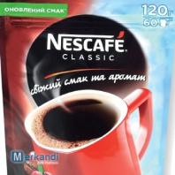 WHOLESALE NESCAFE CLASSIC COFFEE 120G PACK