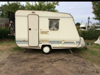 Auction: Caravan (ADRIA, 4156 TD), with awning