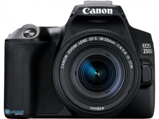 CANON EOS 250D +EF-S 18-55MM F4-5.6 STM IS