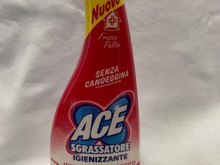 Item Ace Sanitizing Degreaser Fragrance Bacteria Remover 2240τεμ.